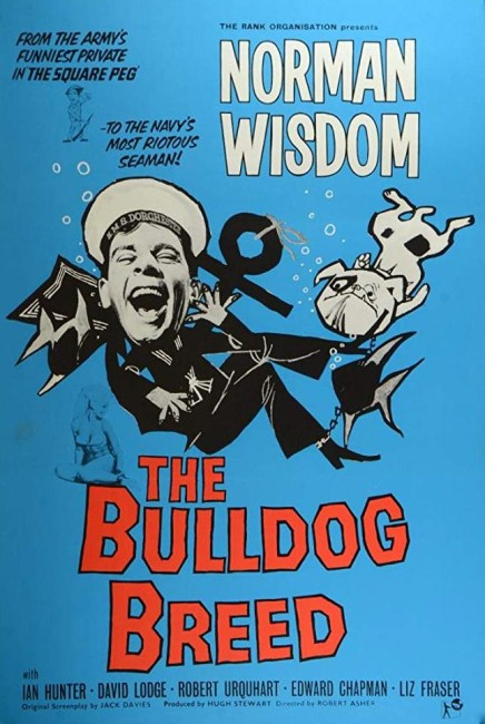 The Bulldog Breed (1960) poster