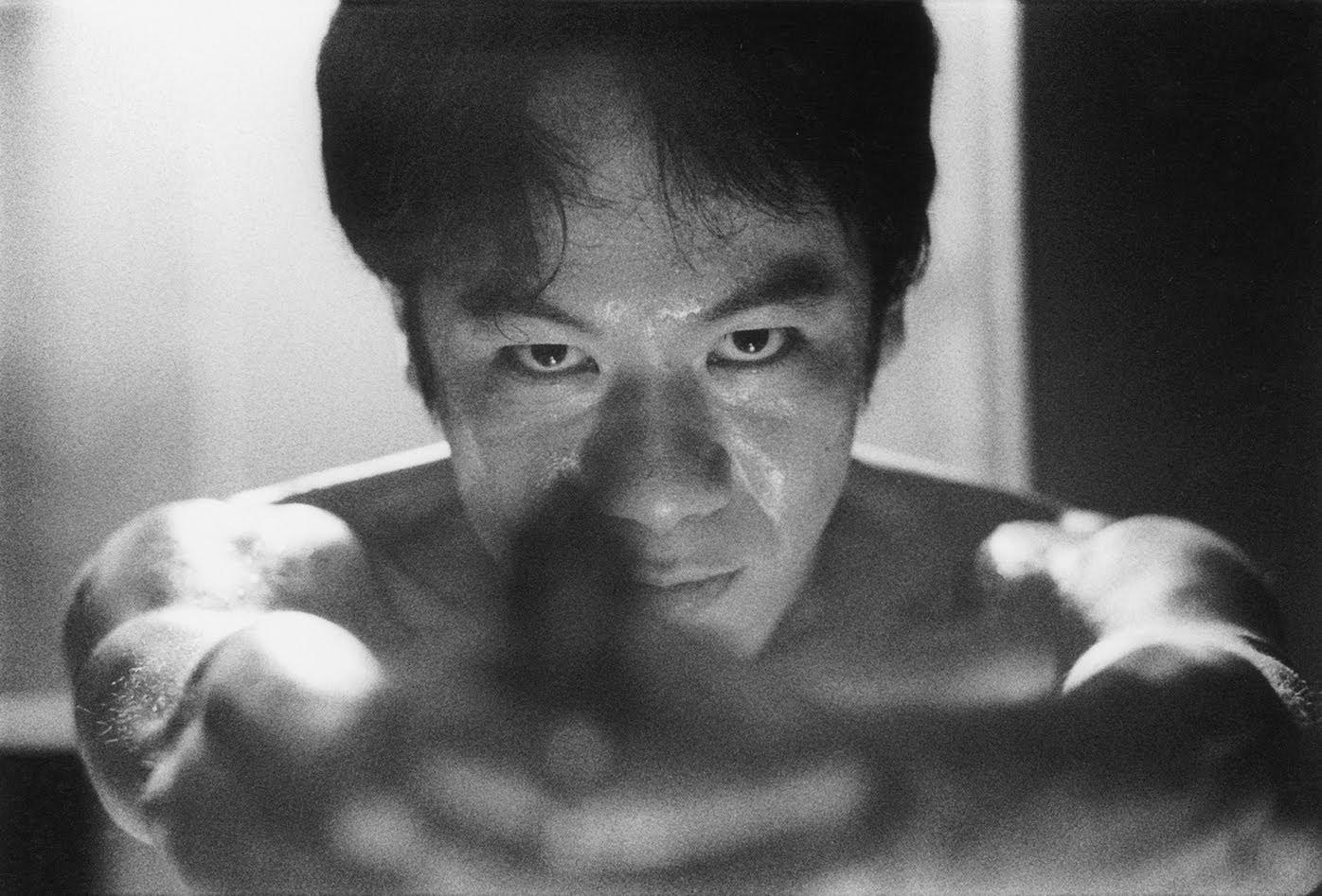 Shinya Tsukamoto as Goda in Bullet Ballet (1998)