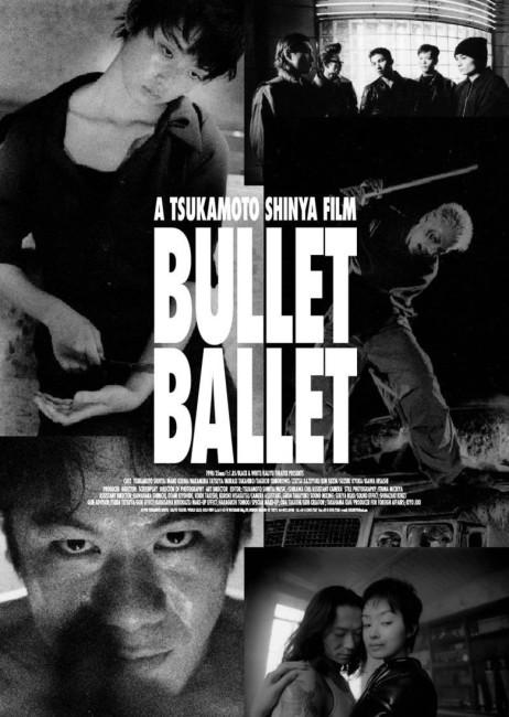 Bullet Ballet (1998) poster