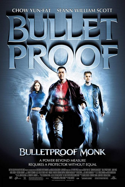 Bulletproof Monk (2003) poster