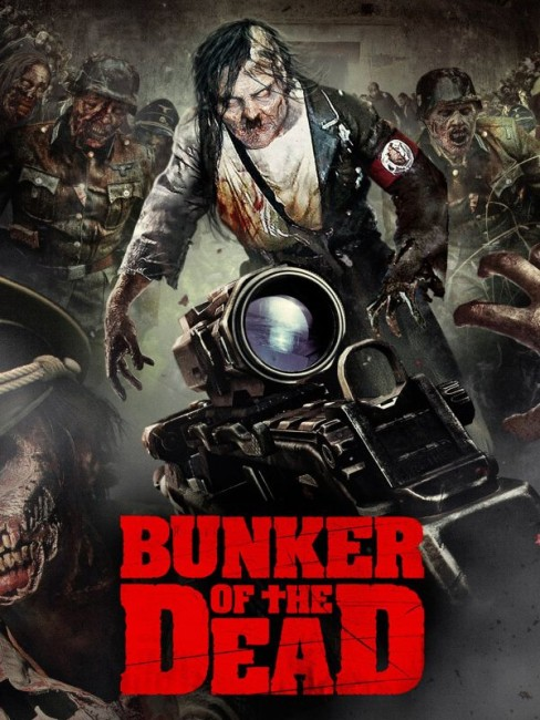 Bunker of the Dead (2015) poster
