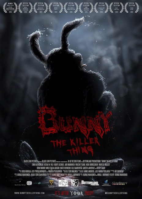 Bunny the Killer Thing (2015) poster