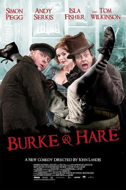 Burke & Hare (2010) poster