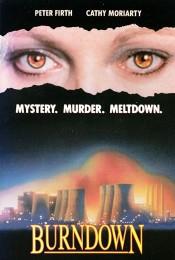 Burndown (1989) poster