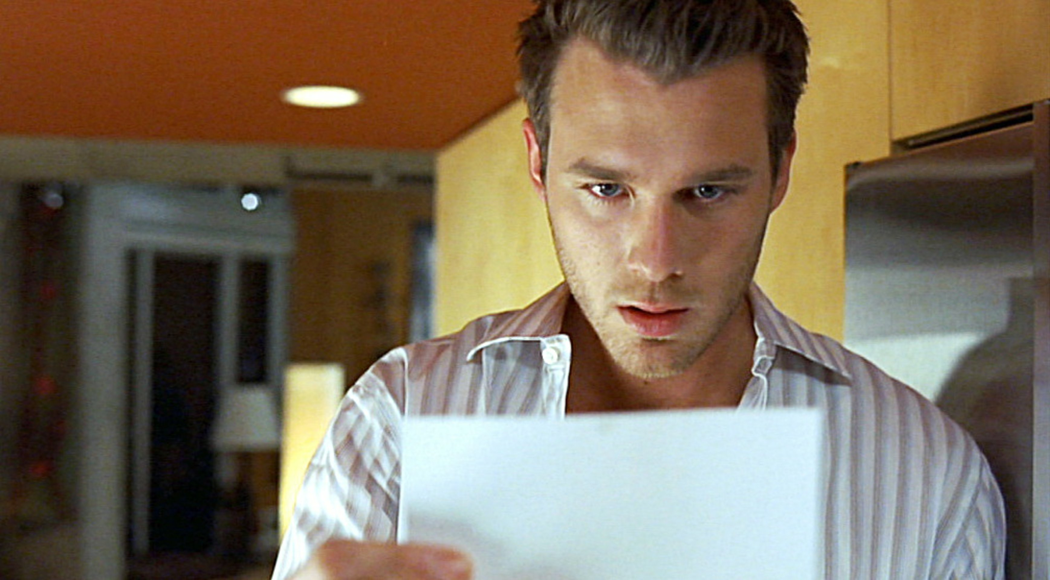 Eric Lively is thown back in time to alter key events of his own life in The Butterfly Effect 2 (2006)
