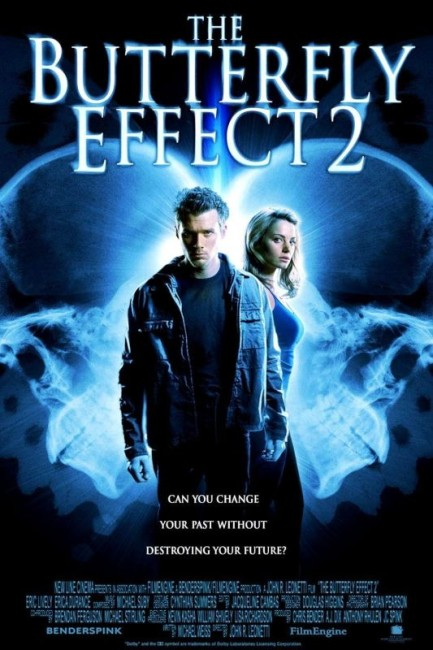 The Butterfly Effect 2 (2006) poster