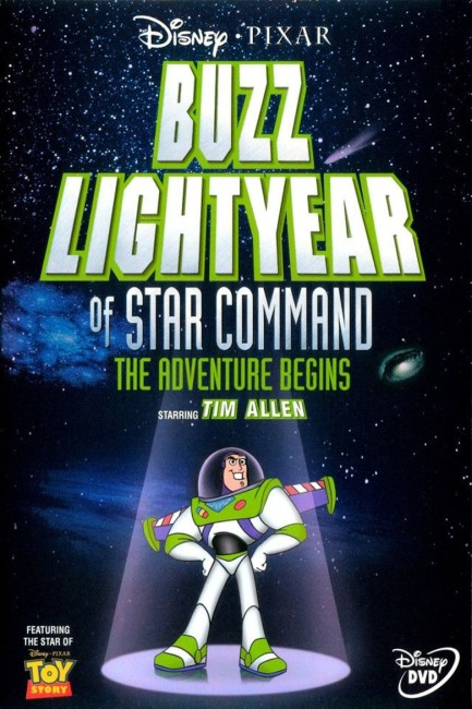 Buzz Lightyear of Star Command: The Adventure Begins (2000) poster