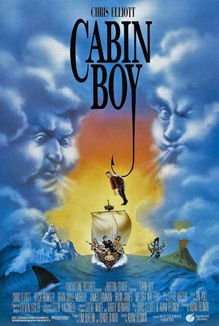 Cabin Boy (1994) poster