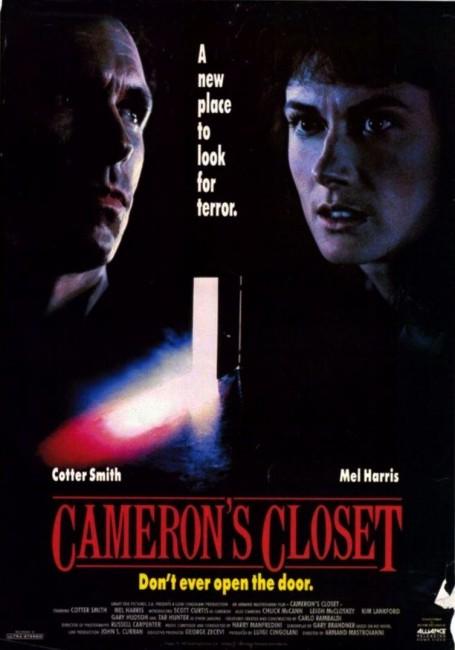 Cameron's Closet (1988) poster