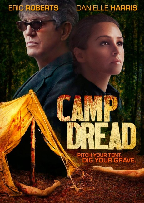 Camp Dread (2014) poster