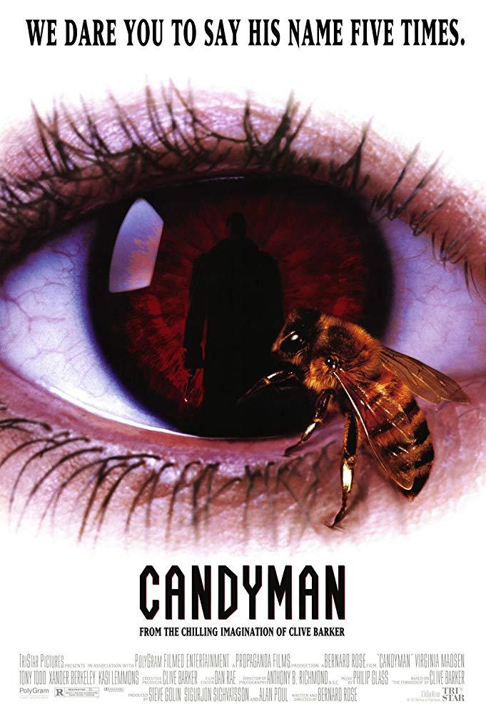 Candyman (1992) poster