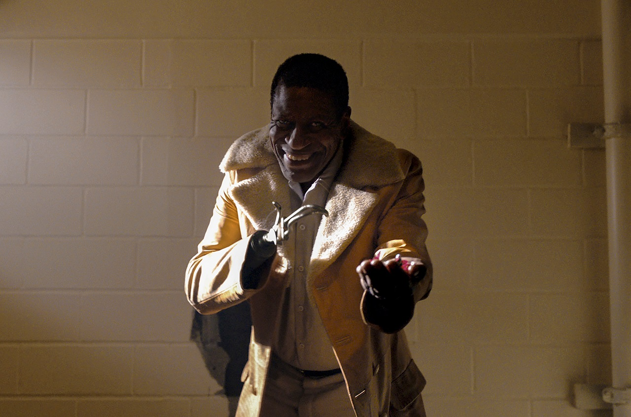 Michael Hargrove as the new Candyman (2021)
