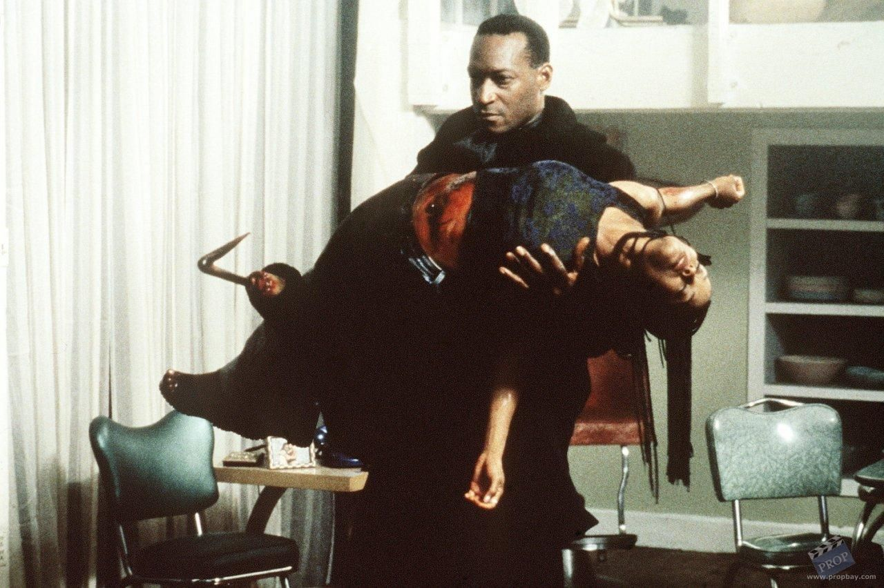 Tony Todd returning as Candyman in Candyman: Farewell to the Flesh (1995)