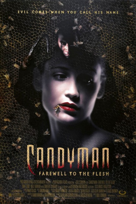 Candyman: Farewell to the Flesh (1995) poster