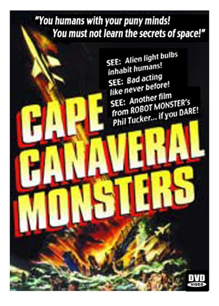 The Cape Canaveral Monsters (1960) poster