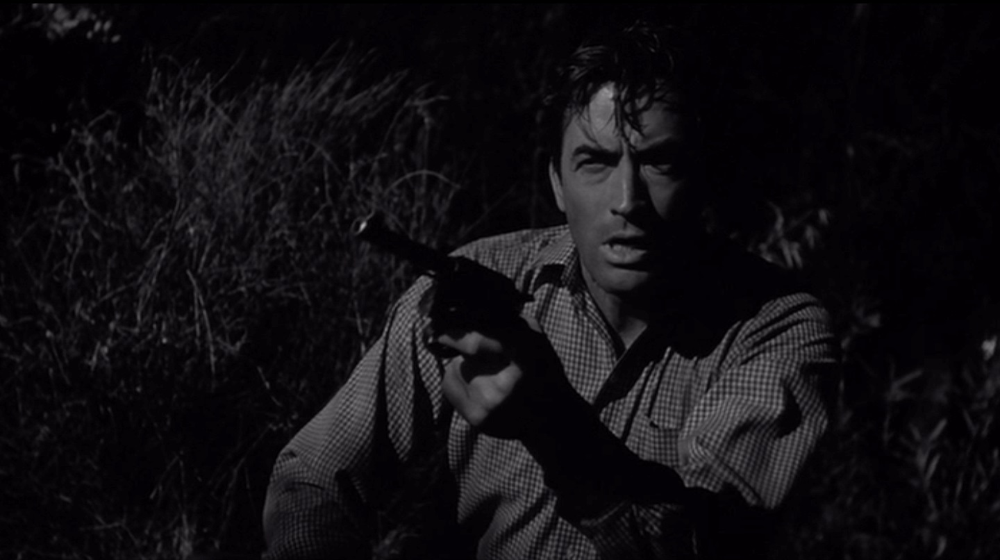 Gregory Peck in Cape Fear (1962)
