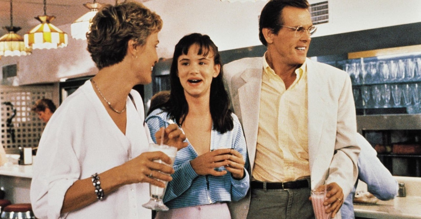 Family at siege - Jessica Lange, Juliette Lewis and Nick Nolte in Cape Fear (1991)