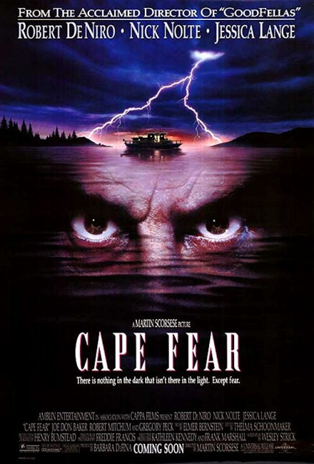 Cape Fear (1991) poster