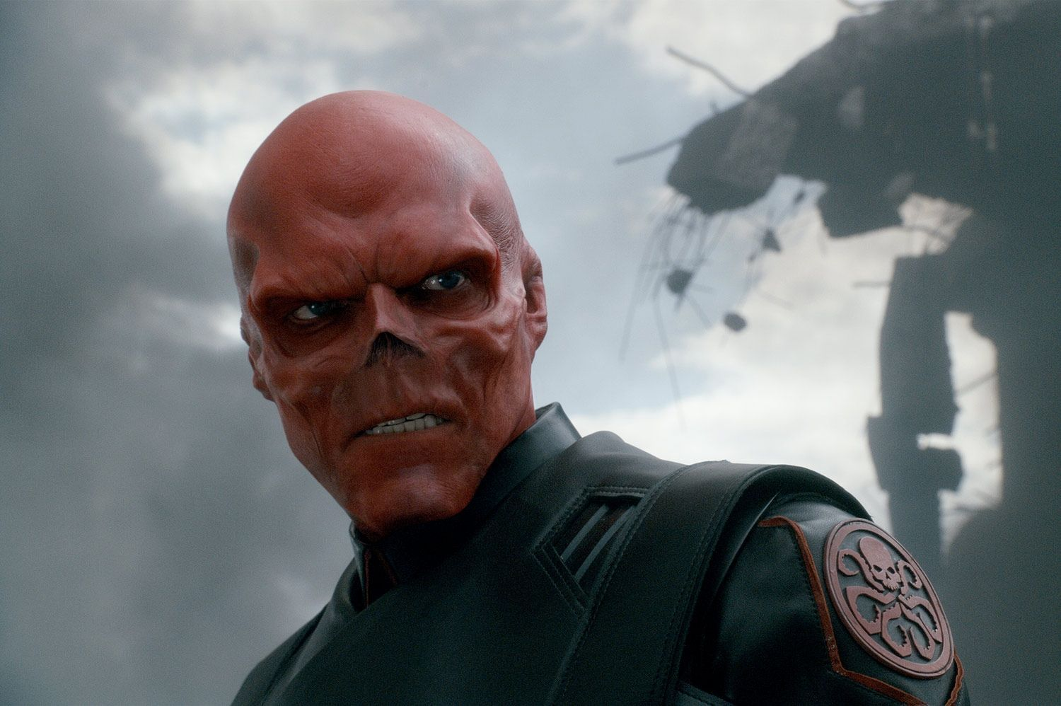 The Red Skull (Hugo Weaving) in Captain America: The First Avenger (2011)
