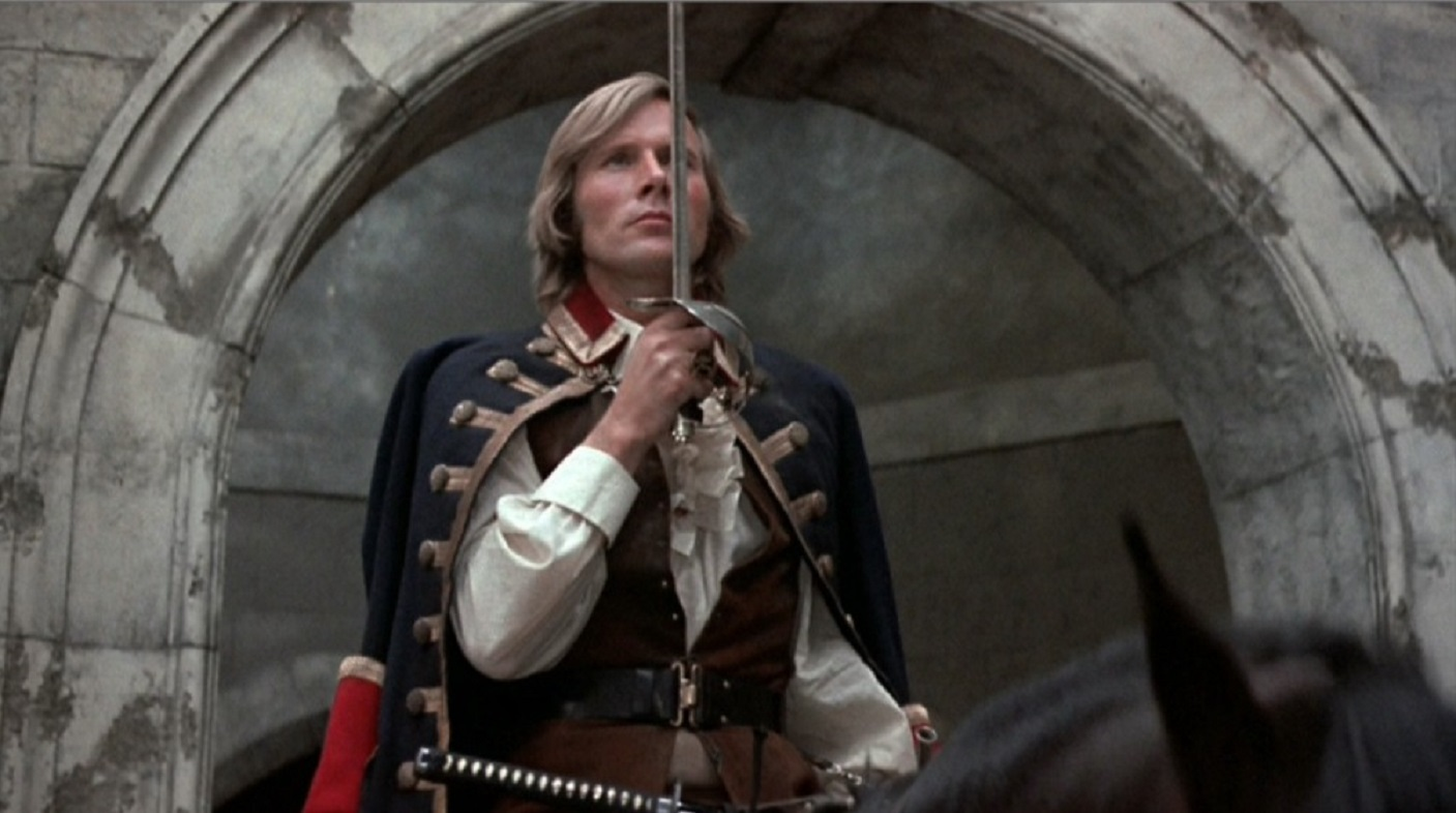Horst Janson as Captain Kronos, Vampire Hunter (1974)