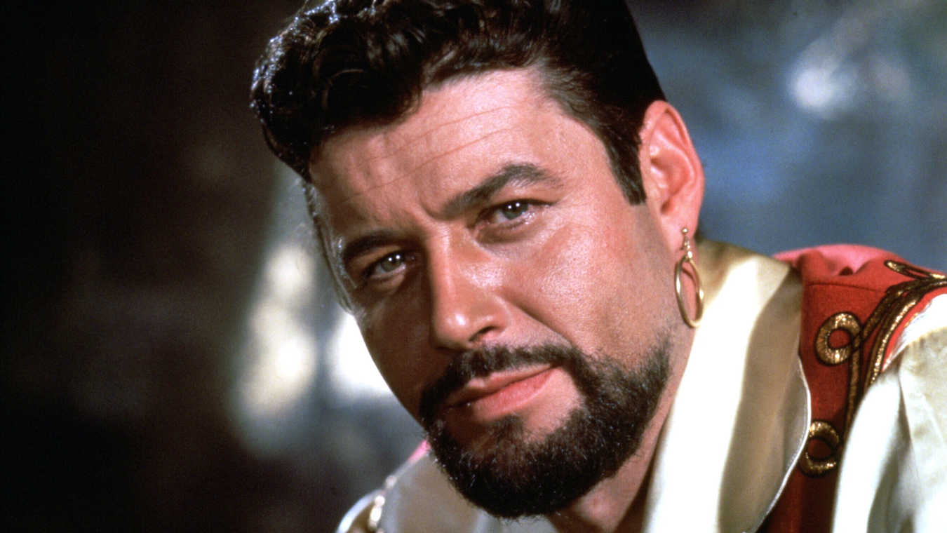 Guy Williams as Captain Sindbad (1963)