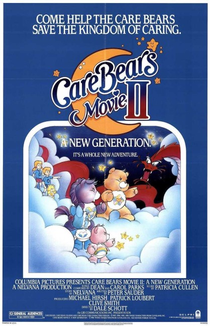 Care Bears Movie 2: A New Generation (1986) poster