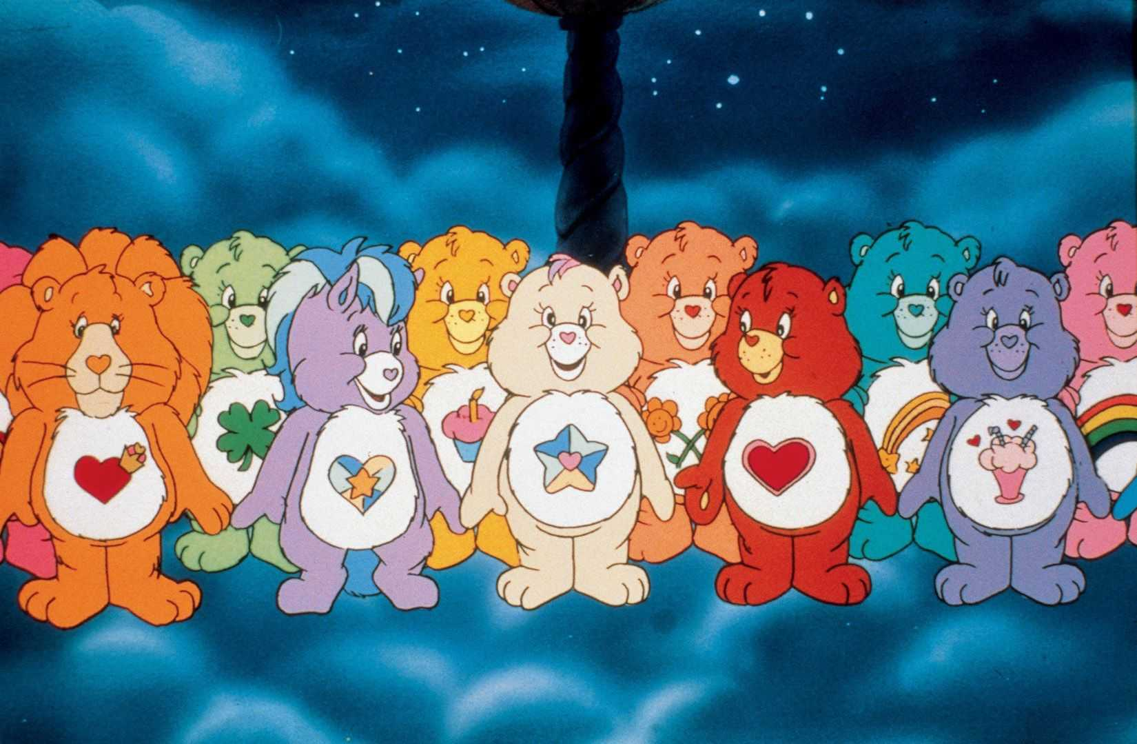 The Care Bears in Care Bears Movie 2: A New Generation (1986)