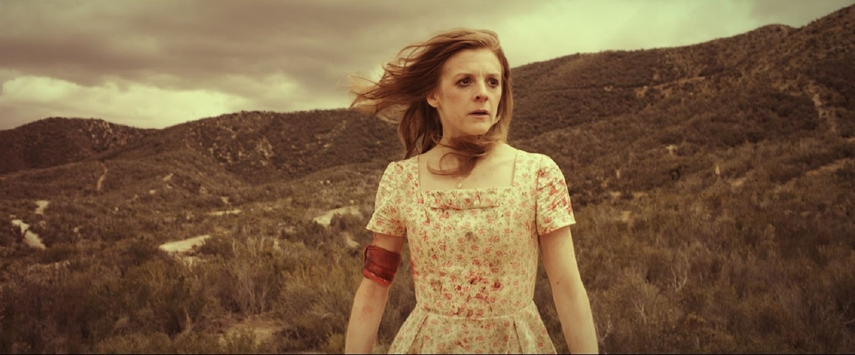 Ashley Bell in Carnage Park (2016)
