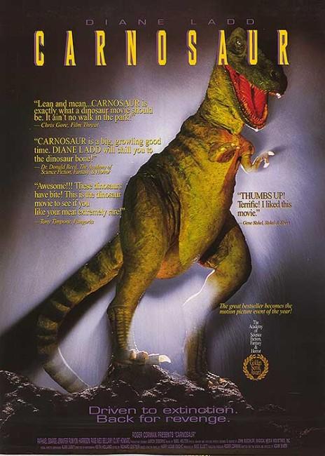 Carnosaur (1993) poster