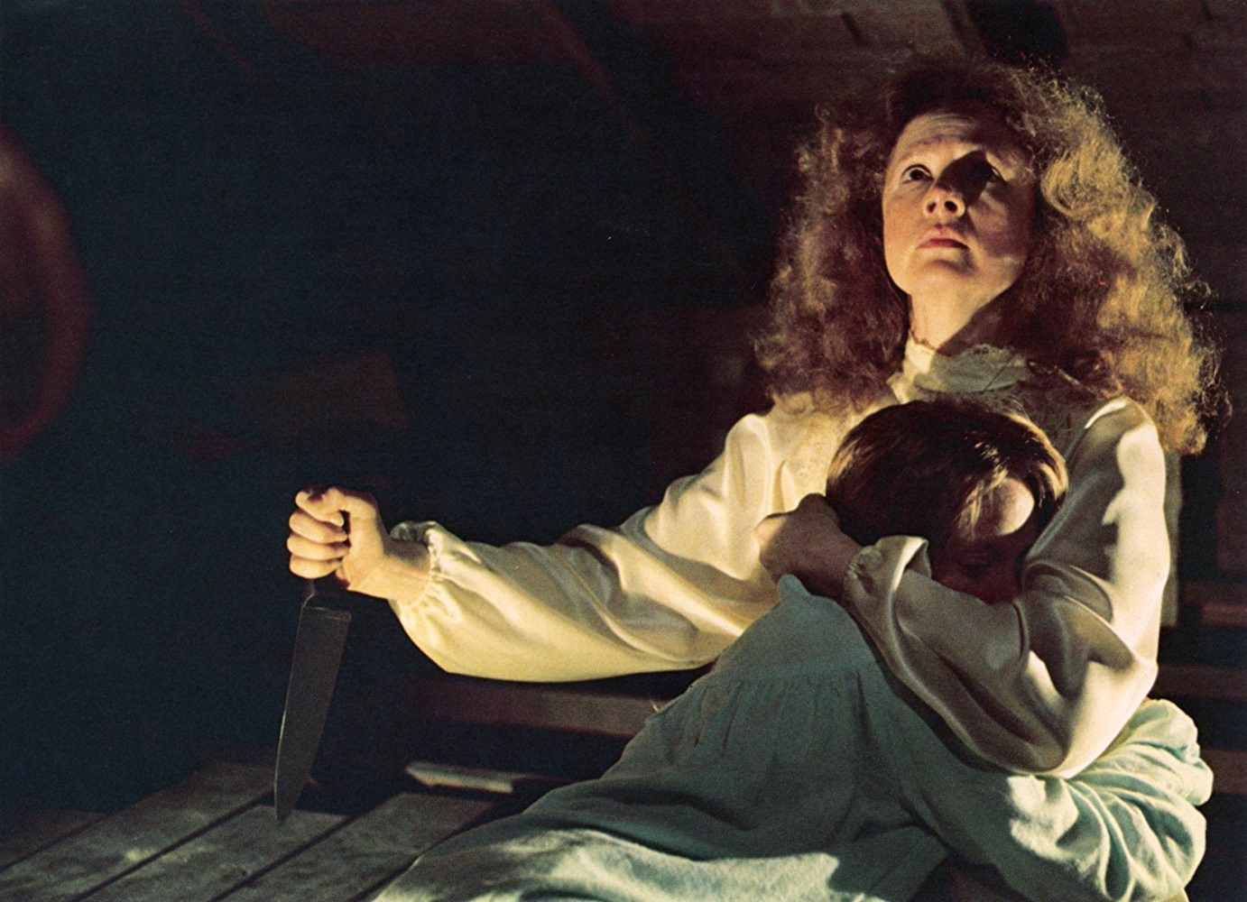 Piper Laurie as Carrie's mother