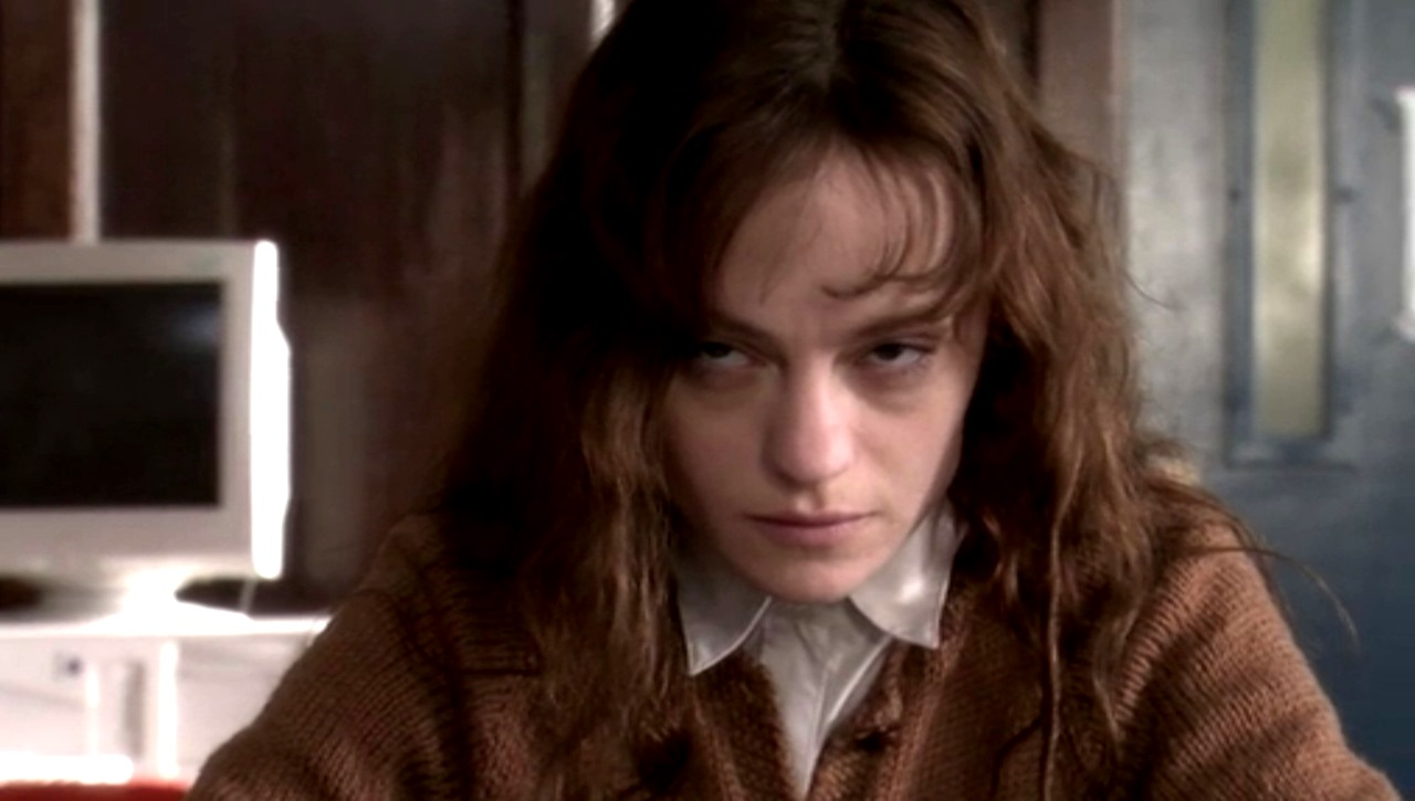 Angela Bettis as Carrie (2002)