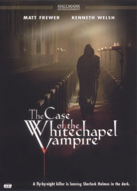 The Case of the Whitechapel Vampire (2002) poster