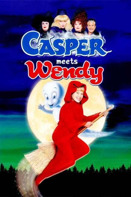 Casper Meets Wendy (1998) poster