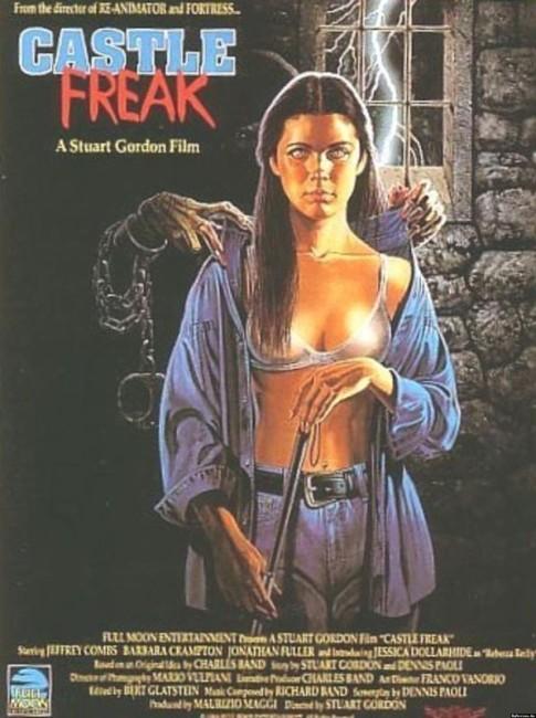 Castle Freak (1995) poster