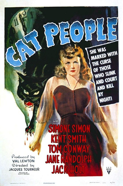 Cat People (1942) poster