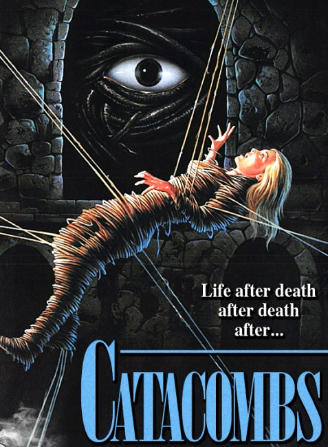Catacombs (1988) poster