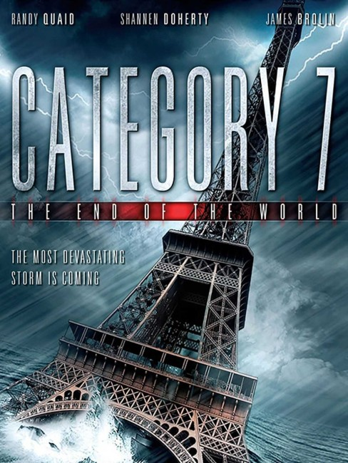 Category 7: The End of the World (2005) poster