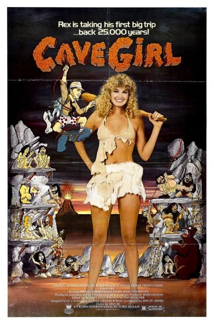 Cavegirl (1985) poster