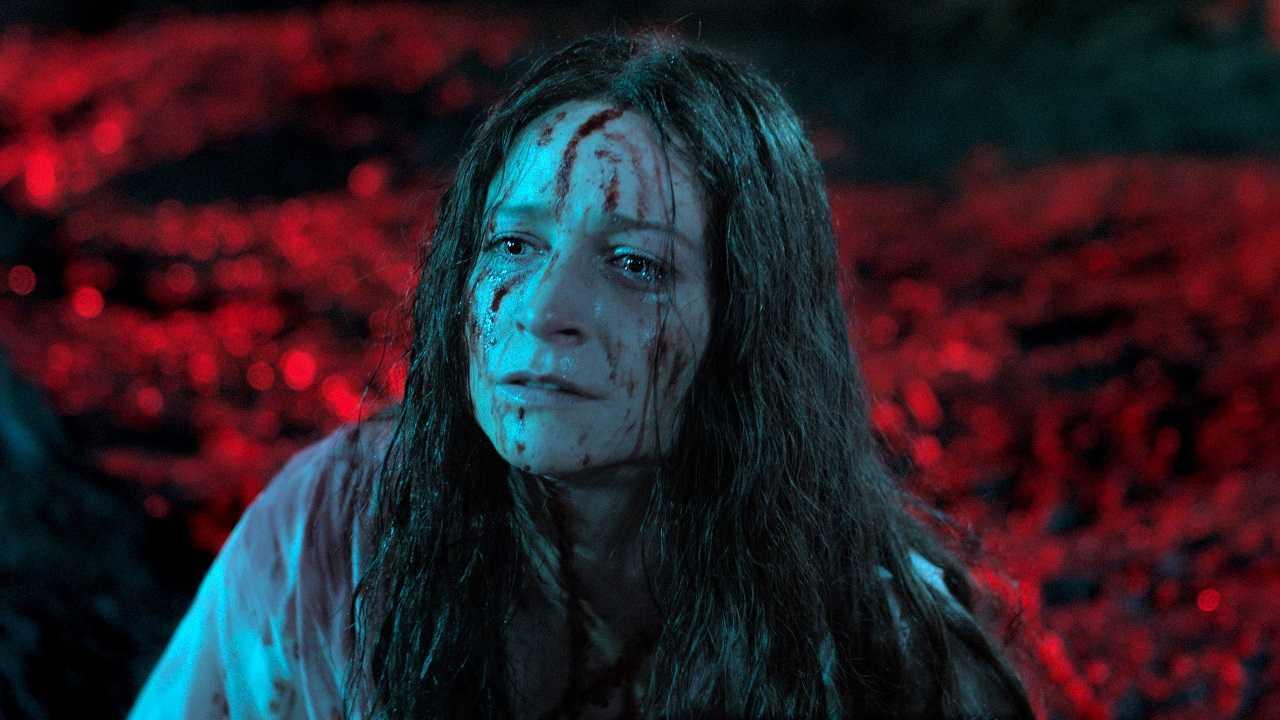 Niamh Algar delves into the world of underground filmmaking in Censor (2021)