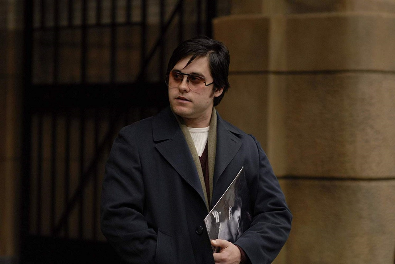 Jared Leto as Mark David Chapman in Chapter 27 (2007)