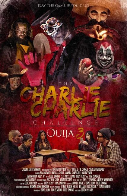 Charlie Charlie (2016) poster