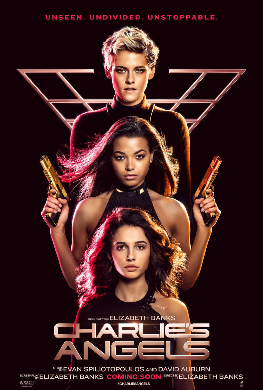 Charlies Angels (2019) poster