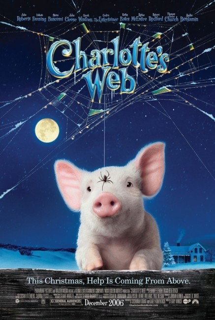 Charlotte's Web (2006) poster