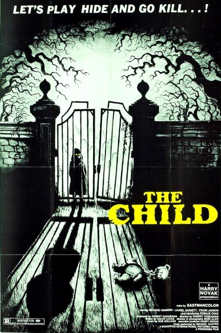 The Child (1977) poster