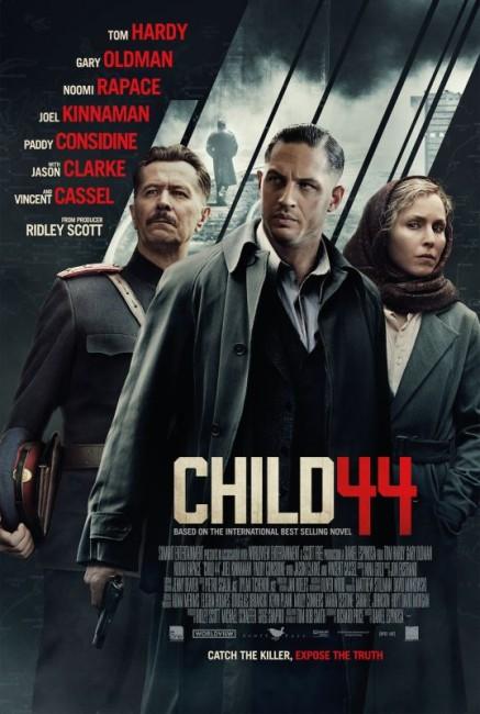 Child 44 (2015) poster