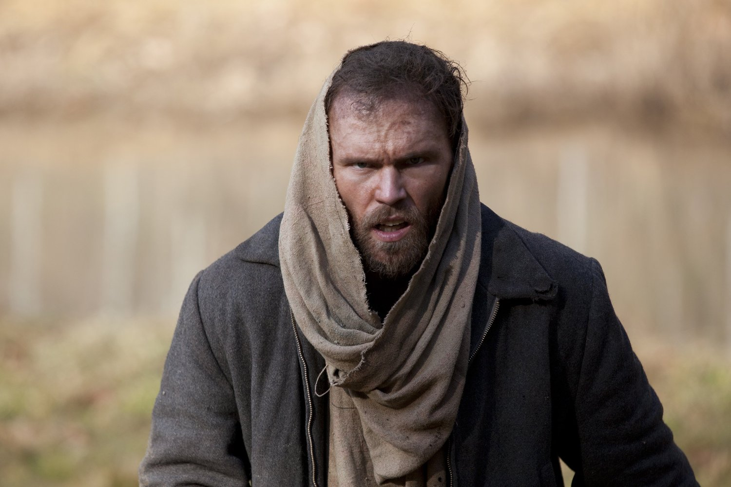 Scott Haze as serial killer Lester Ballard in Child of God (2013)
