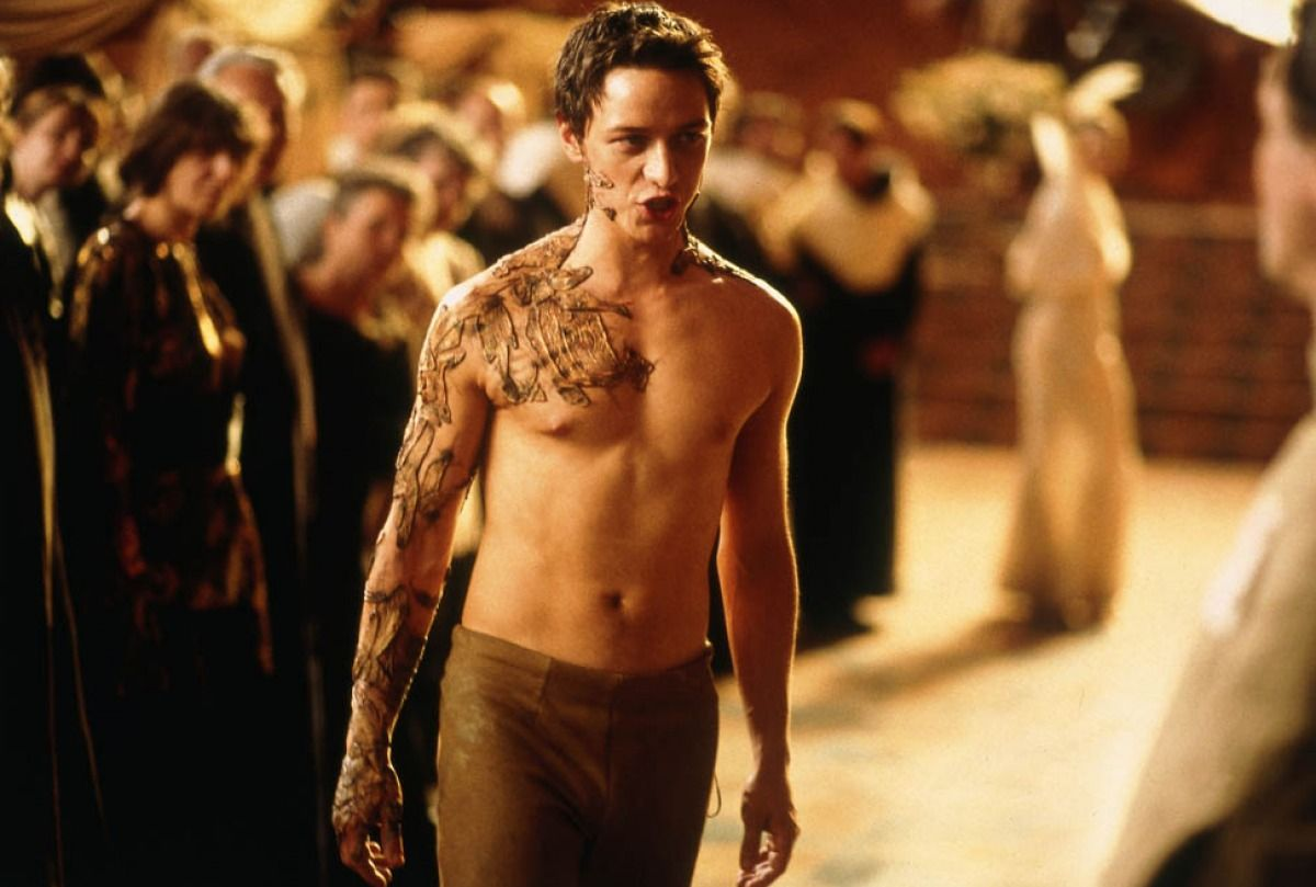 James McAvoy's Leto in Children of Dune (2003)