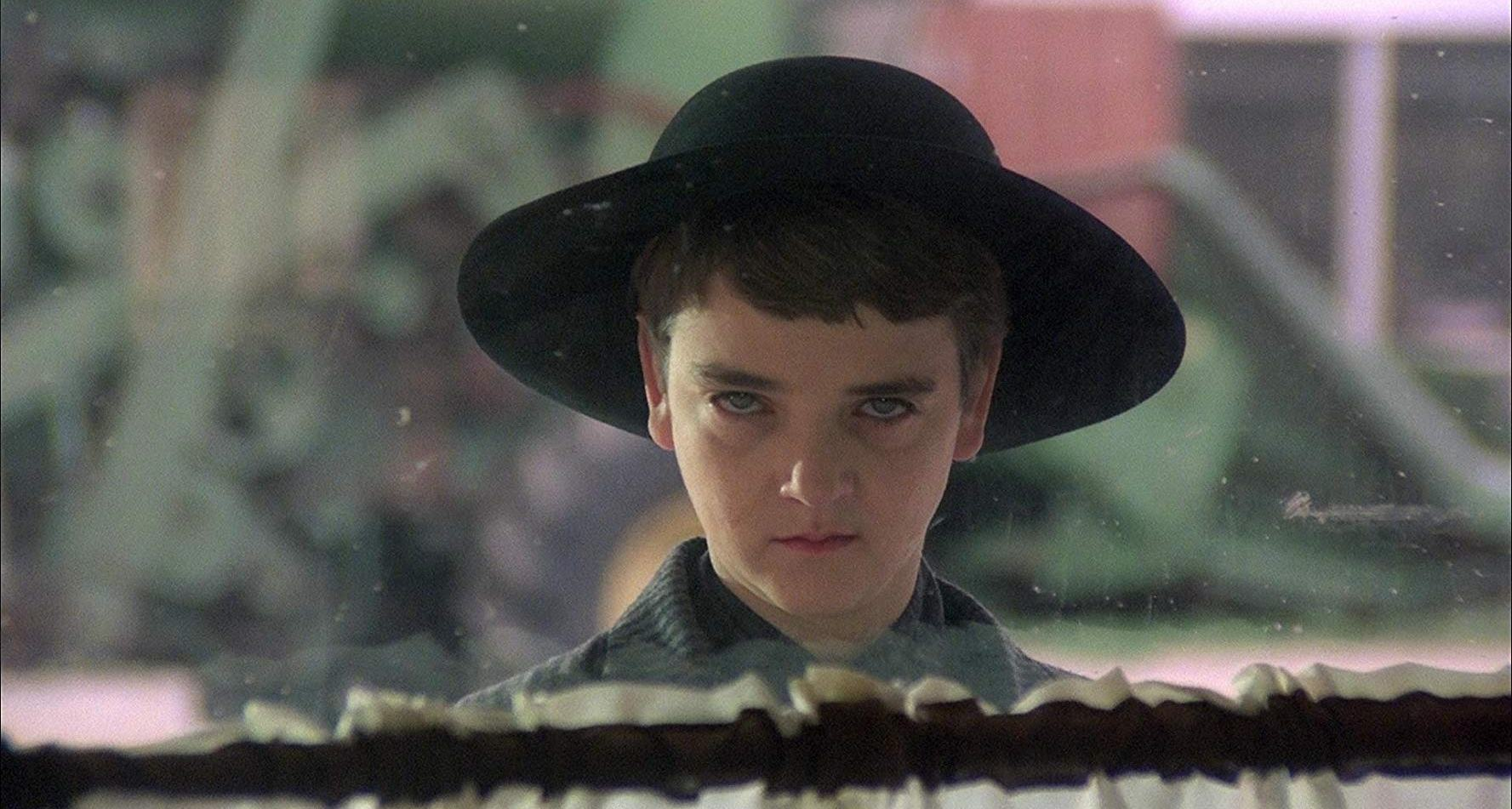 John Franklin as Isaac in Children of the Corn (1984)