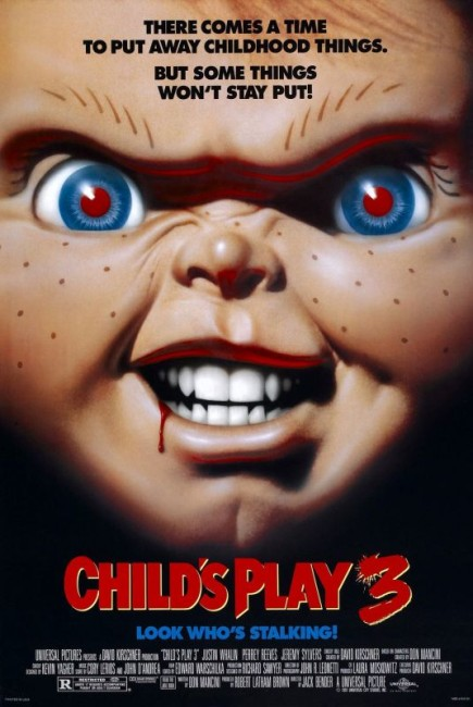 Child's Play 3 (1991) poster