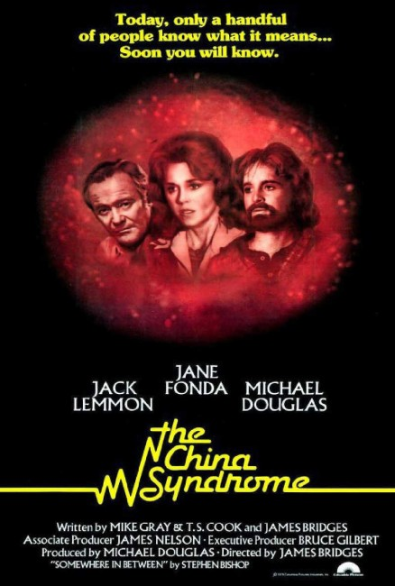 The China Syndrome (1979) poster